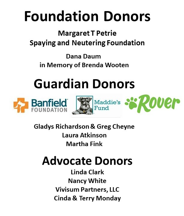 2018 signature donors