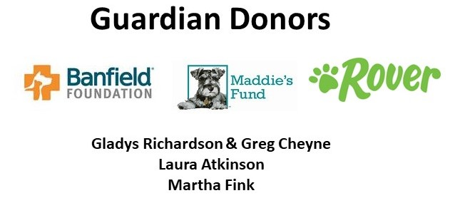 2018 Guardian Donors