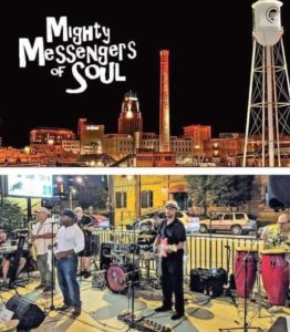 Mighty Messengers of Soul